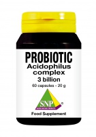 Probiotic: 11 cultures - 3 Billion Organisms