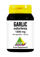 Garlic Odorless 1200 mg