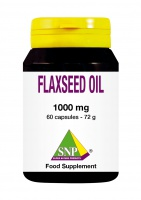 Flaxseed oil  1000 mg