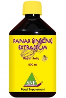 Panax Ginseng Extractum + Royal Jelly 500 ml
