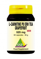 L - Carnitine Pu Erh Tea Grapefruit Pure
