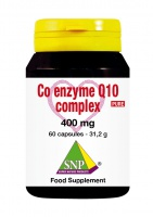 Co enzyme Q10 complex Pure